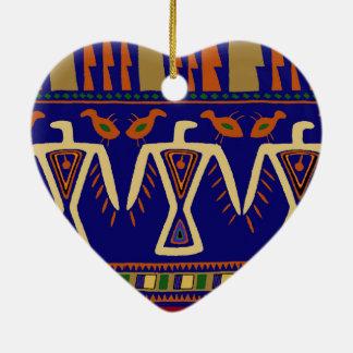 Ornamento De Cerâmica Espírito de Eagle