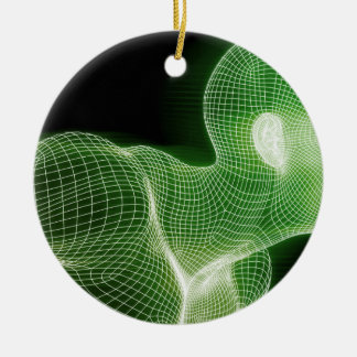 Ornamento De Cerâmica Estilo de vida da ciência da tecnologia da