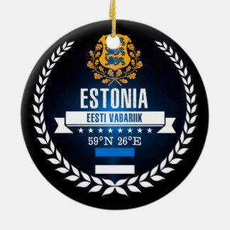 Ornamento De Cerâmica Estónia