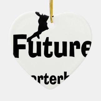 Ornamento De Cerâmica Estratego futuro