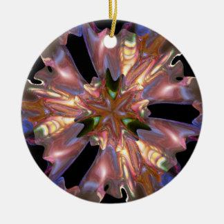 Ornamento De Cerâmica Estrela do mar