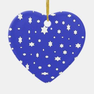 Ornamento De Cerâmica estrelado-nite