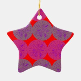 Ornamento De Cerâmica Ethno dos limões dos elementos do design selvagem