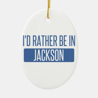 Ornamento De Cerâmica Eu preferencialmente estaria em Jackson TN