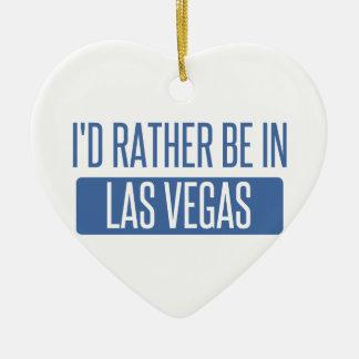 Ornamento De Cerâmica Eu preferencialmente estaria em Las Vegas