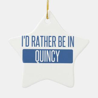 Ornamento De Cerâmica Eu preferencialmente estaria em Quincy IL