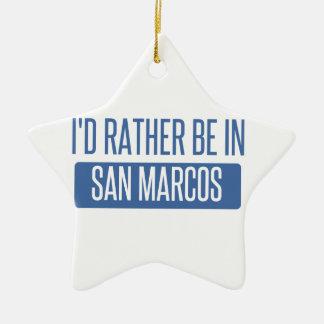 Ornamento De Cerâmica Eu preferencialmente estaria em San Marcos TX