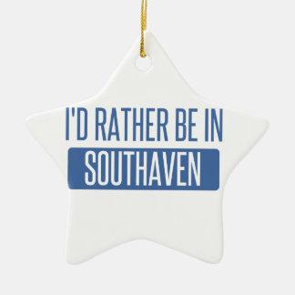 Ornamento De Cerâmica Eu preferencialmente estaria em Southaven