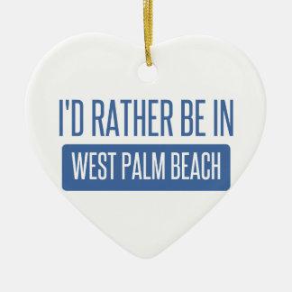 Ornamento De Cerâmica Eu preferencialmente estaria em West Palm Beach
