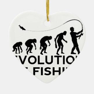 Ornamento De Cerâmica evolução da pesca