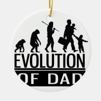 Ornamento De Cerâmica evolução do pai
