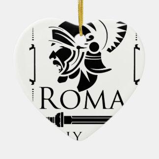 Ornamento De Cerâmica Exército romano - Legionary com Gladio
