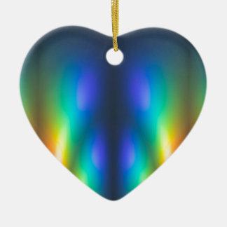 Ornamento De Cerâmica Explosão de cor