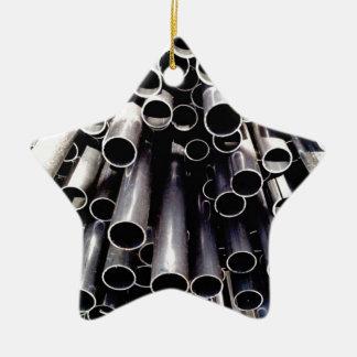 Ornamento De Cerâmica extremidades do tubo do metal