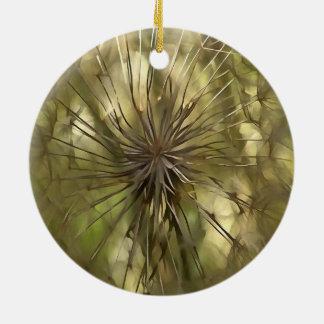 Ornamento De Cerâmica Faça um desejo