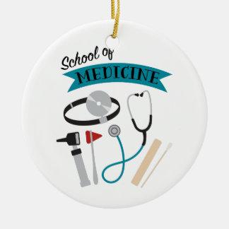 Ornamento De Cerâmica Faculdade de Medicina