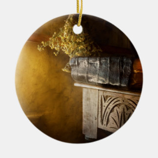 Ornamento De Cerâmica Farmácia - o apothecarian