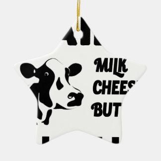Ornamento De Cerâmica Fazenda de leiteria fresca, manteiga do queijo do