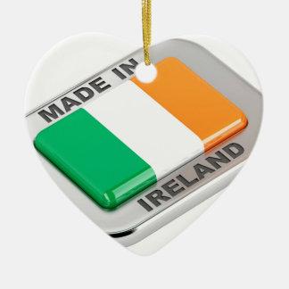 Ornamento De Cerâmica Feito em Ireland