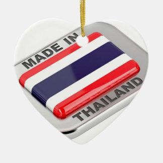Ornamento De Cerâmica Feito em Tailândia