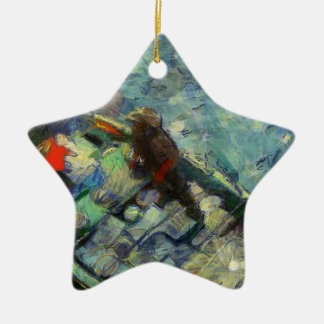 Ornamento De Cerâmica fisherman_saikung Hong Kong