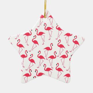 Ornamento De Cerâmica flamingos Flimingos