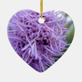 Ornamento De Cerâmica Flor da violeta da aranha do tentáculo