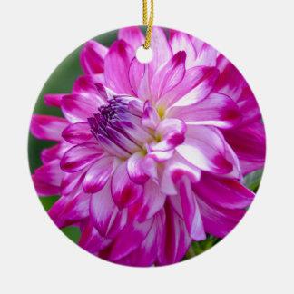 Ornamento De Cerâmica Flora da ameixa