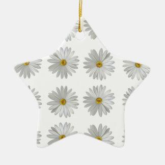 Ornamento De Cerâmica flores