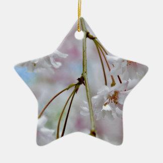 Ornamento De Cerâmica Flores bonitas