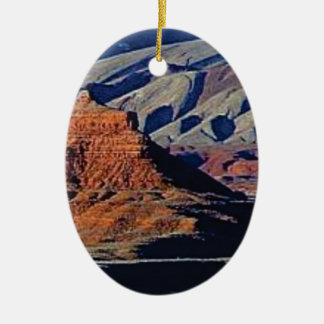 Ornamento De Cerâmica formas naturais do deserto