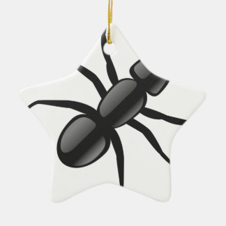 Ornamento De Cerâmica Formiga pequena
