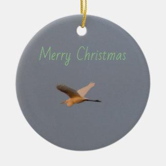 Ornamento De Cerâmica Foto do pássaro