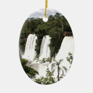 Ornamento De Cerâmica Foz de Iguaçu, Argentina, Ámérica do Sul