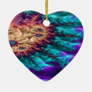 Ornamento De Cerâmica fractal prescrito da probabilidade
