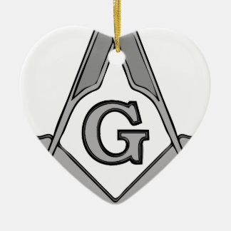 Ornamento De Cerâmica Freemasonry-2016040524