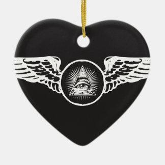 Ornamento De Cerâmica Freemasonry-2016040537