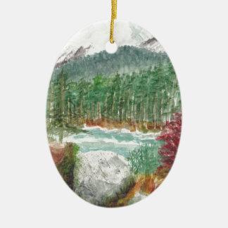 Ornamento De Cerâmica Frillensee Baviera