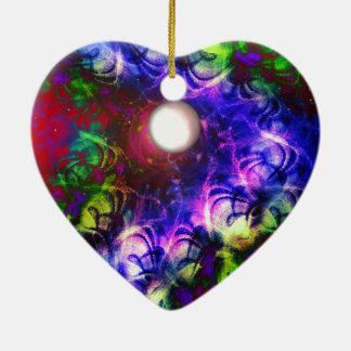 Ornamento De Cerâmica Fulgor da lua
