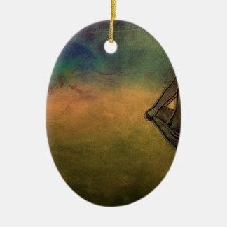 Ornamento De Cerâmica Furacão