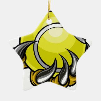 Ornamento De Cerâmica Garra do monstro ou do animal que guardara a bola