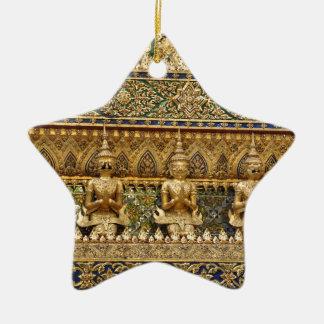 Ornamento De Cerâmica Garuda