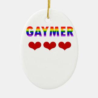 Ornamento De Cerâmica Gaymer (v1)
