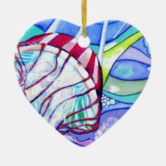 Ornamento De Cerâmica Geléia de Surfin