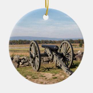 Ornamento De Cerâmica Gettysburg: Uma ideia da carga de Pickett