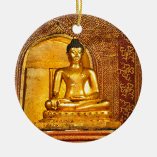 Ornamento De Cerâmica goldbudha_front.JPG