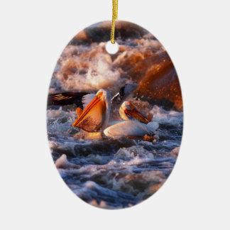 Ornamento De Cerâmica Gole