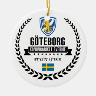 Ornamento De Cerâmica Göteborg