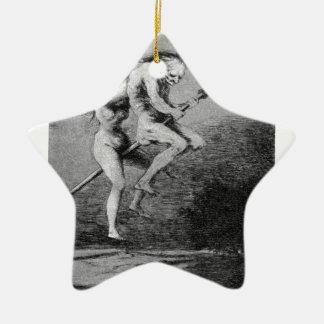 Ornamento De Cerâmica Goya_-_Caprichos_