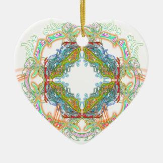 Ornamento De Cerâmica Gritar elétrico